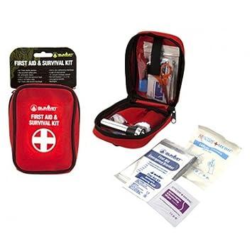 Summit Erste Hilfe Survival Kit Mini Medizinischer Notfall-Pack ...