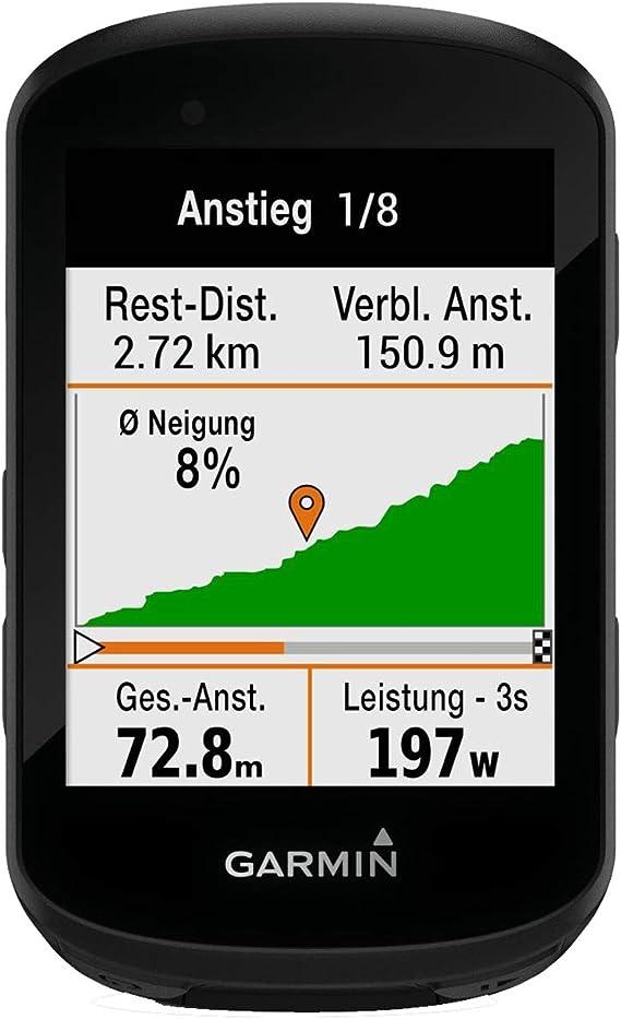 Garmin Edge 530 GPS Mano Ciclismo Unisex Adulto, Negro(Negro ...