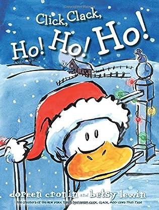 book cover of Click, Clack, Ho! Ho! Ho!