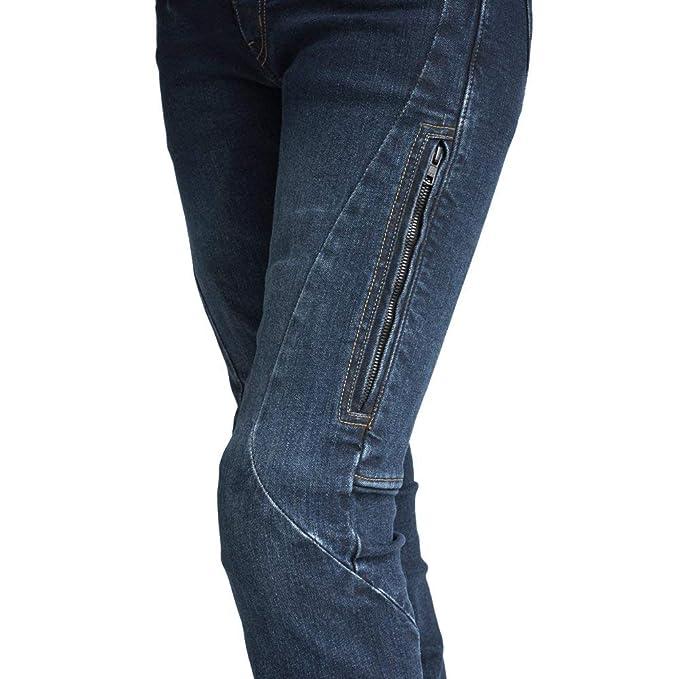 Amazon.com: Maxler Jean 605 - Pantalones vaqueros para mujer ...