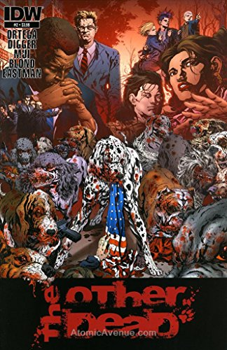 Other Dead #2 VF/NM ; IDW comic book