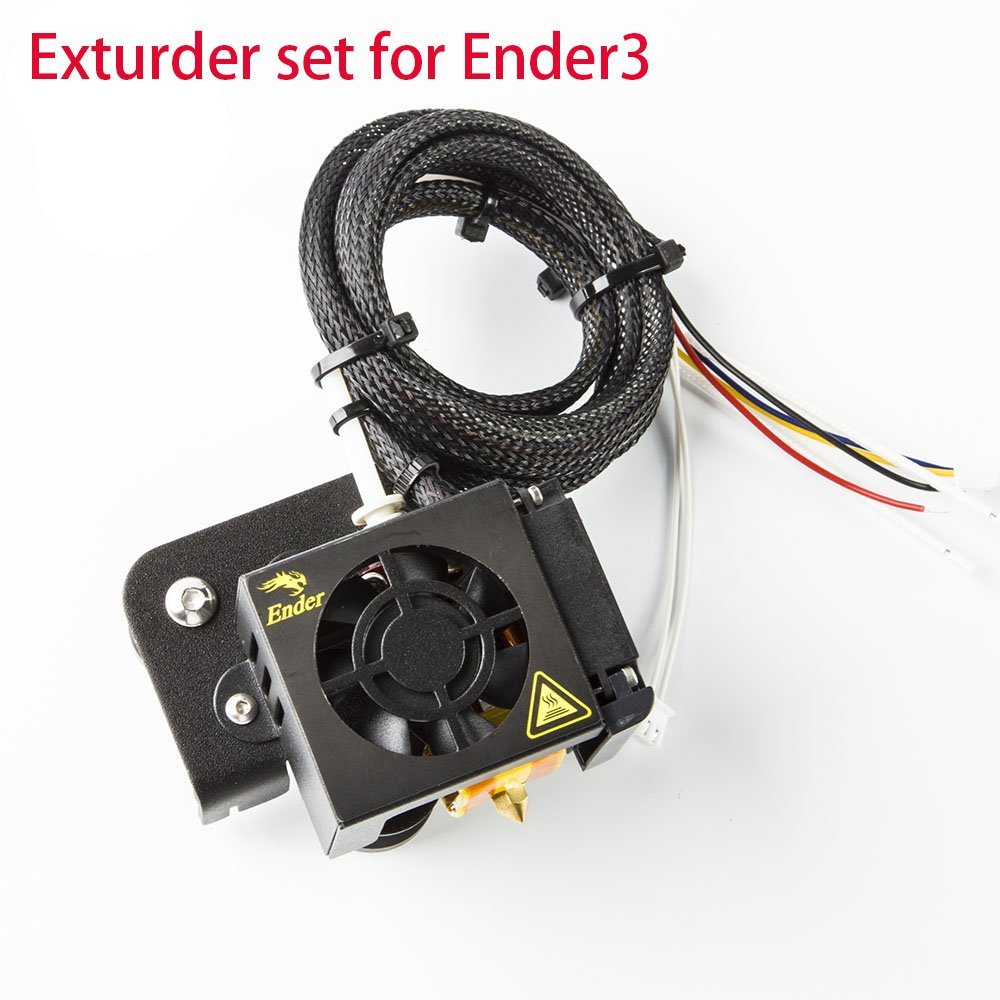 Creality Original Replacement 3D Printer Full Assemble MK8 exturder Set for Ender 3 CCTREE CC-Ender3-EX