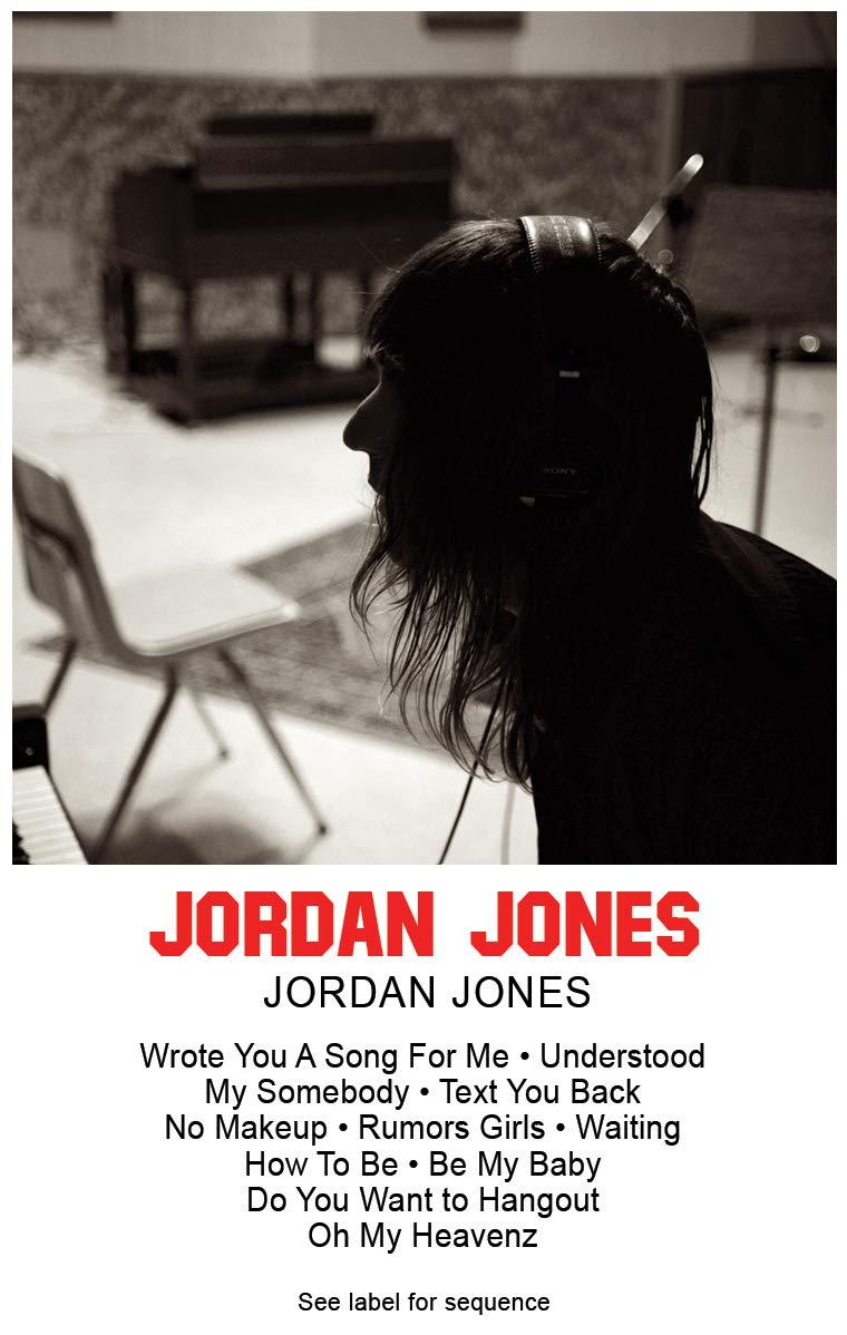 Cassette : Jordan Jones - Jordan Jones (Cassette)