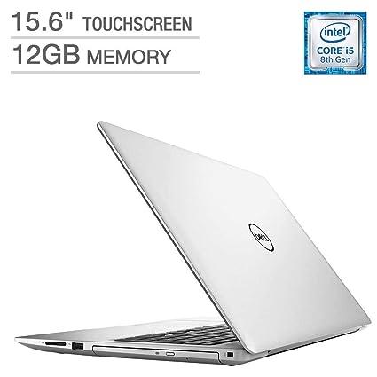 """dell-inspiron-15-5000-flagship-156""""-fhd-touchscreen-led-backlit-laptop,-intel-quad-core-i5-8250u-processor,-12gb-ddr4,-2tb-hdd,-dvd,-80211-ac,-bluetooth,-hdmi,-webcam,-backlit-keyboard,-windows-10 by dell"""