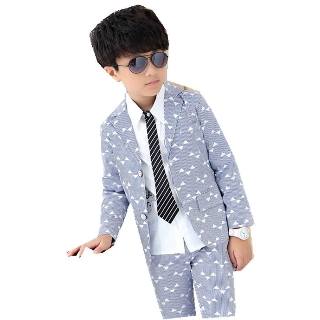 Children's Clothing Boy Spring Child Three-Piece Suit Kids Sets