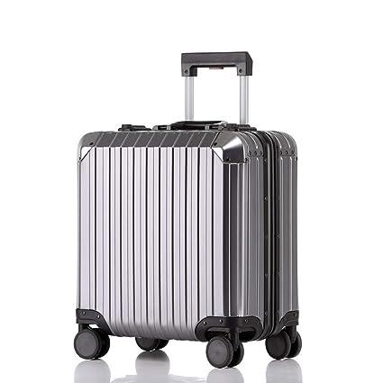 Amazon.com: HWX - Maleta de equipaje con ruedas giratorias ...