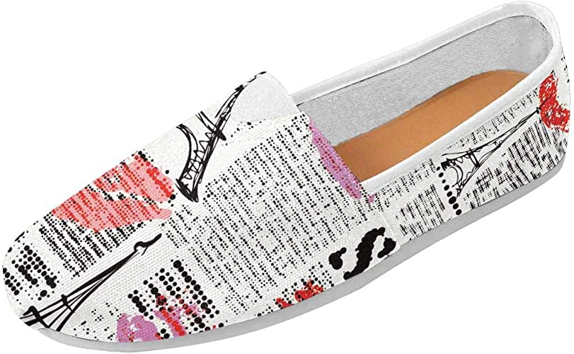 Colorful Dinosaurs White Background Womens Lace Up Loafers Shoes Fashion