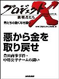 「悪から金を取り戻せ」~豊田商事事件・中坊公平チームの闘い ―男たちの飽くなき闘い プロジェクトX~挑戦者たち~