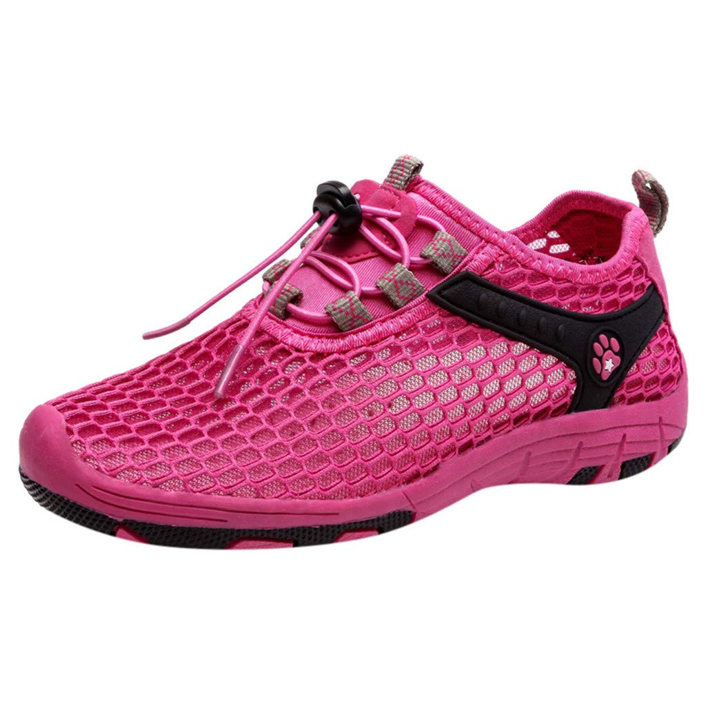 Moonker Womens Slip On Arch Support Sneakers Wide Width Walking Shoes Ladies Girl Mesh Breathable Outdoor Running Shoes