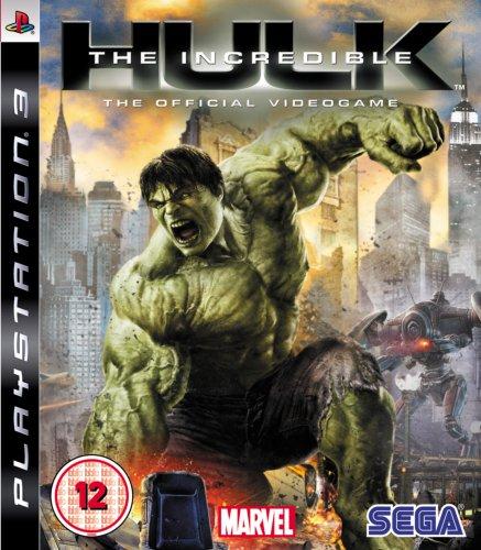 INCREDIBLE HULK (PS3)