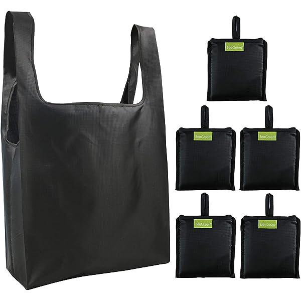 Reusable Shopping Bag Foldaway Eco Travel Grocery Tote Handbag Storage Pouch Hot