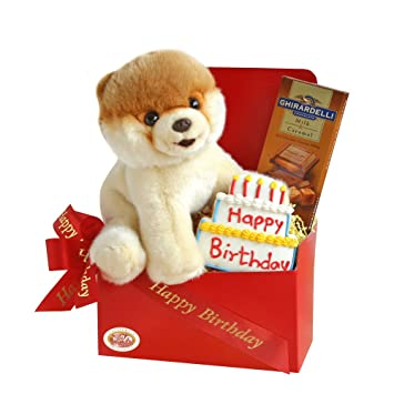 Amazon California Delicious Gift Basket Boo Birthday Wishes