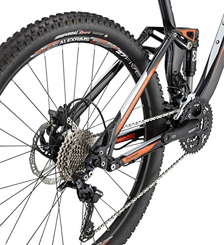 "Mongoose Men's Teocali Comp Bike with 27.5"" Wheel"