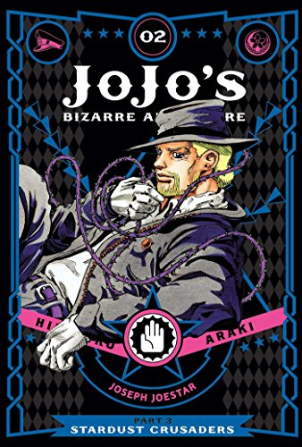 JoJo's Bizarre Adventure: Part 3 Stardust Crusaders, Vol. 2 Hardcover – 21 Feb. 2017