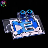 Bykski RGB VGA GPU Water Cooling Block for All Series Reference Version GTX 1060