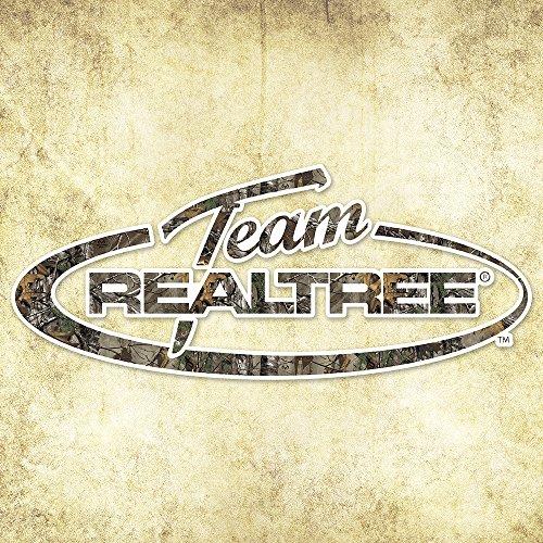Realtree Camo Graphics TRTOSMXT Xtra Camo Small Team Realtree Decal in Xtra (2