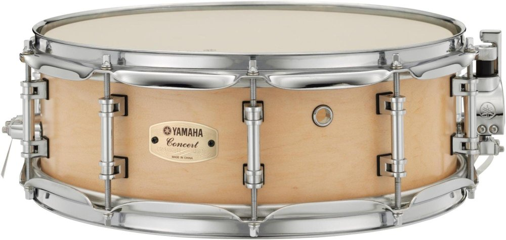 Yamaha Concert Series Maple Snare Drum Level 1 14 x 5 in. Matte Natural