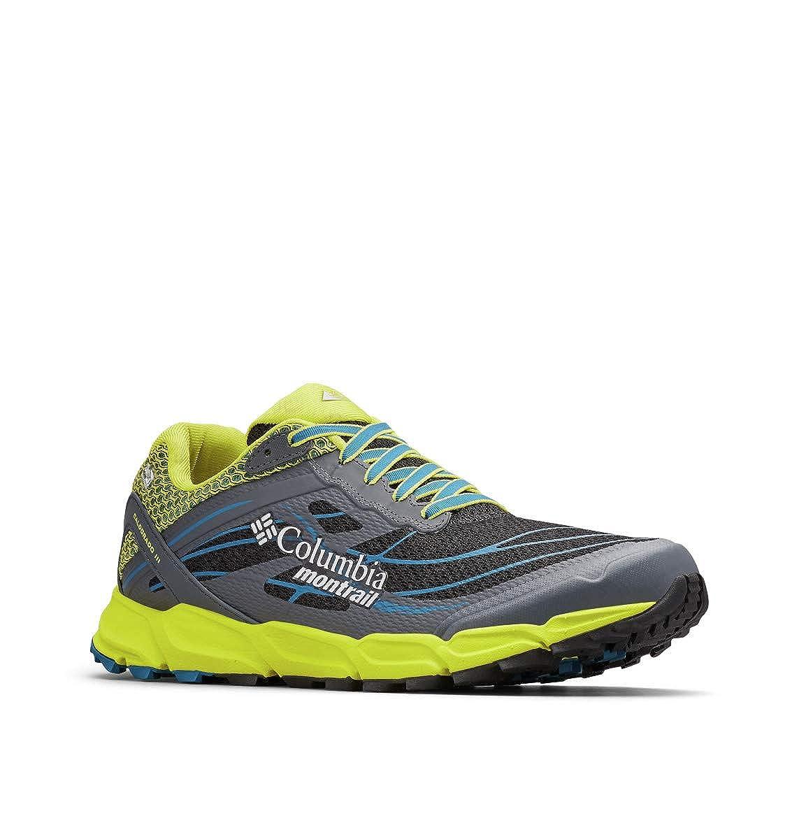 Noir (noir, Zour 010) 47 EU Columbia Caldorado III Outdry, Chaussures de Trail Homme