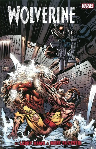 Wolverine by Larry Hama & Marc Silvestri Volume 2 Paperback – February 4, 2014