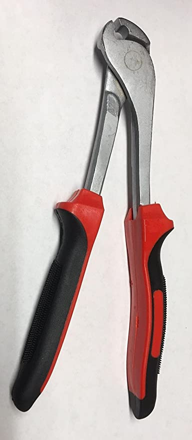 Amazon.com: J-clip Pliers Heavy Duty cage building pliers by ...