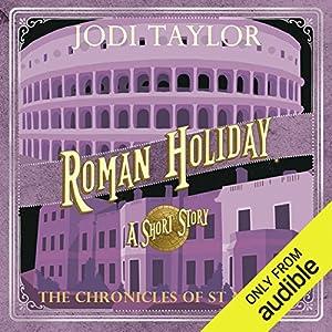 Roman Holiday Hörbuch