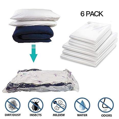Amazon.com: SUNTA - Bolsas de almacenamiento al vacío para ...