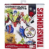 Transformers - A9871E240 - Figurine - Construct-a-Bot - Warriors - Optimus Prime