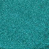 Polvo de purpurina, resina, diseño de brillantina, color turquesa, 25ml, de Efcolor