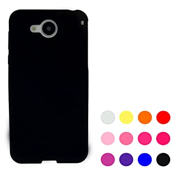 6b474747ec AQUOS ea / SHV35 AQUOS U / Android One 507SH 黒 シリコン ケース カバー SHV35ケース