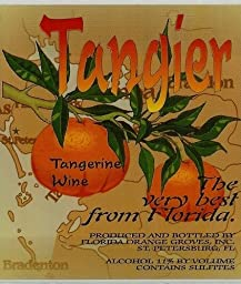 Tangier - Tangerine Fruit Wine