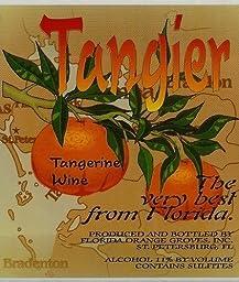 Tangier - Tangerine Fruit Wine