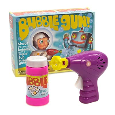 House of Marbles Bubble Gun: Toys & Games