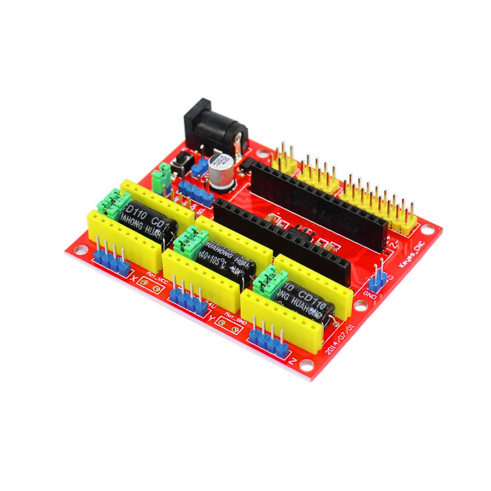 CNC Shield v4.0 Board Compatible with arduino Nano