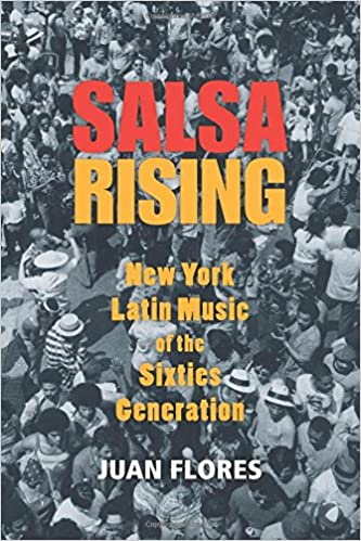 cover image, Salsa Rising