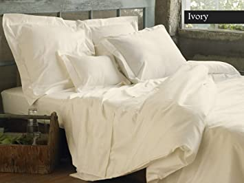 400 THREAD COUNT Organic Cotton 19 Inches Deep Pocket, MADE IN THE USA Sheet  Set