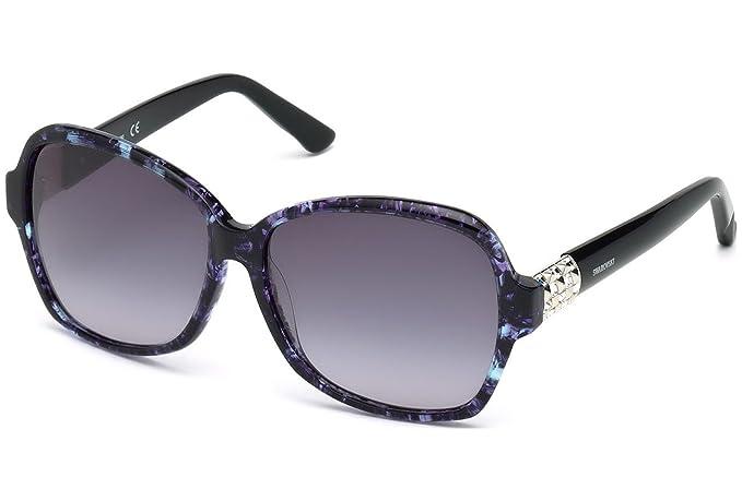 Gafas de sol Swarovski Eleven SK0088 C60 83W (violet/other ...