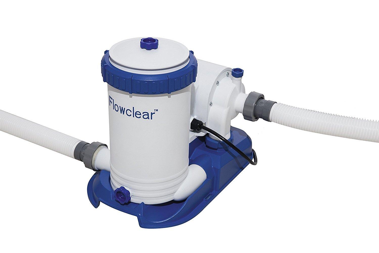 Bestway 58221Flowclear Filter Pump 9.463L/H GS