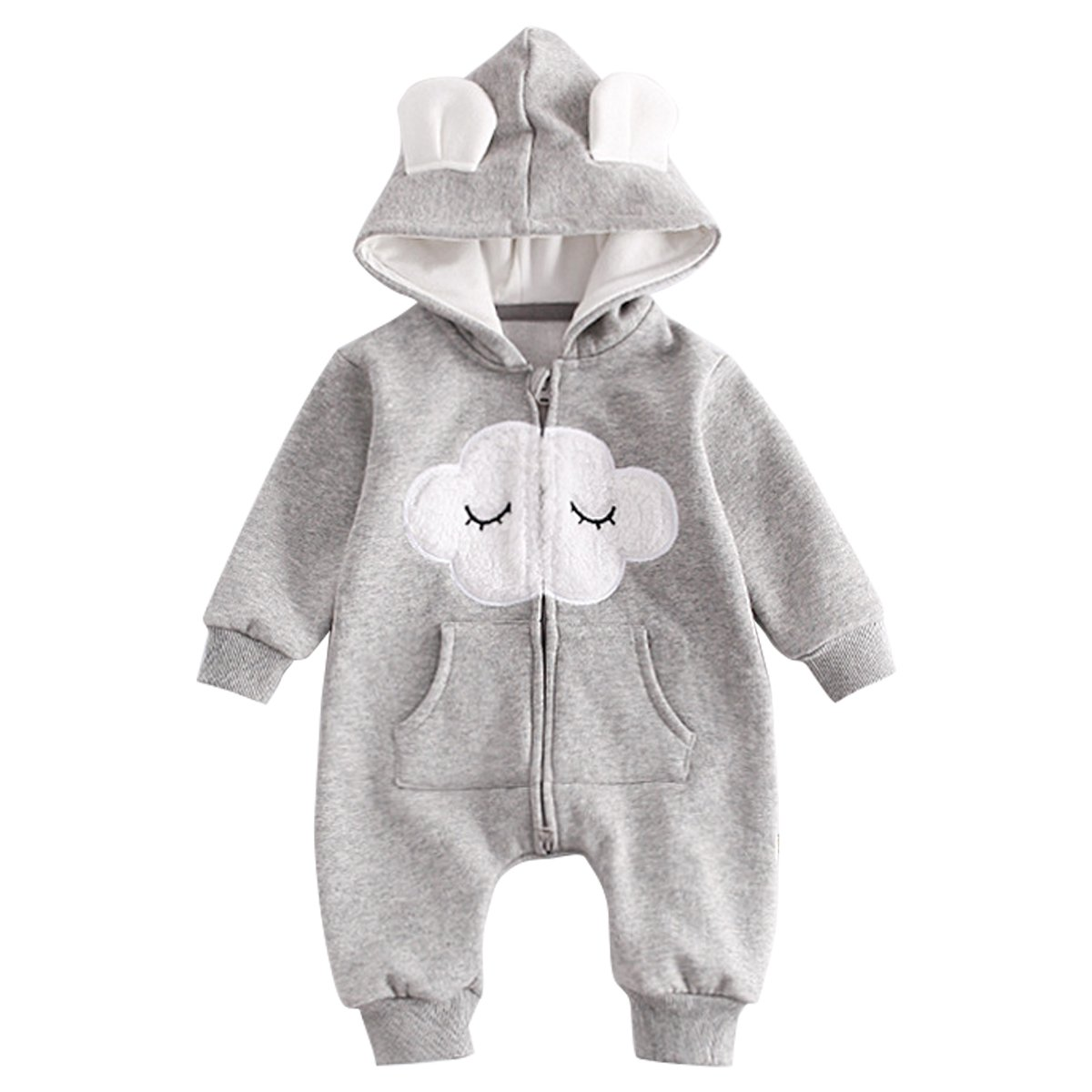 3bc78d7dd0a58 Bebone Baby Clothes Girls Boys Jumpsuit Kids Outwear  Amazon.co.uk  Clothing