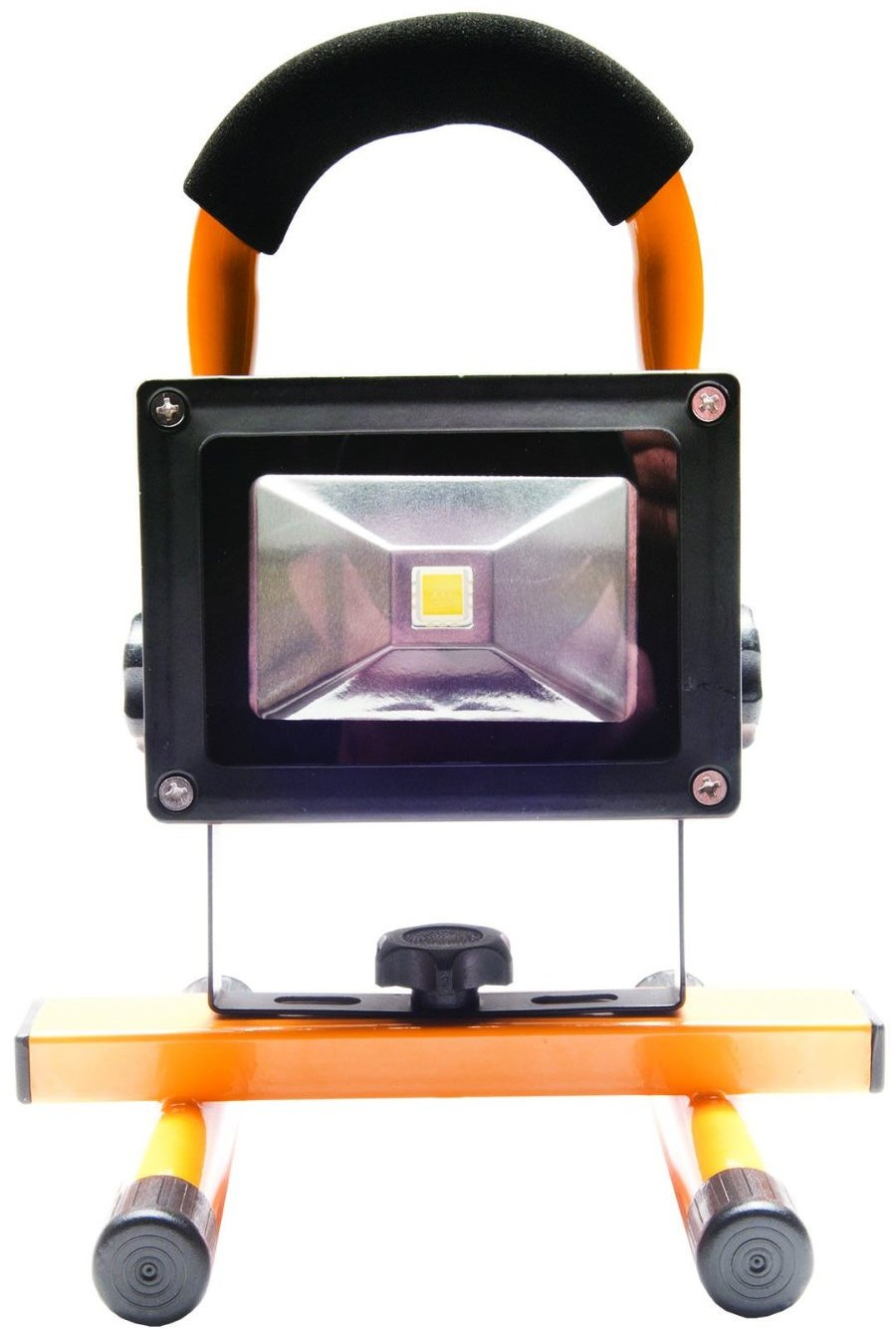 Olympia FL970 Rechargeable Waterproof LED Work Light, 970 Lumens