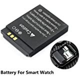 MStick 380mAh Replacement Battery for DZ09 Smartwatch