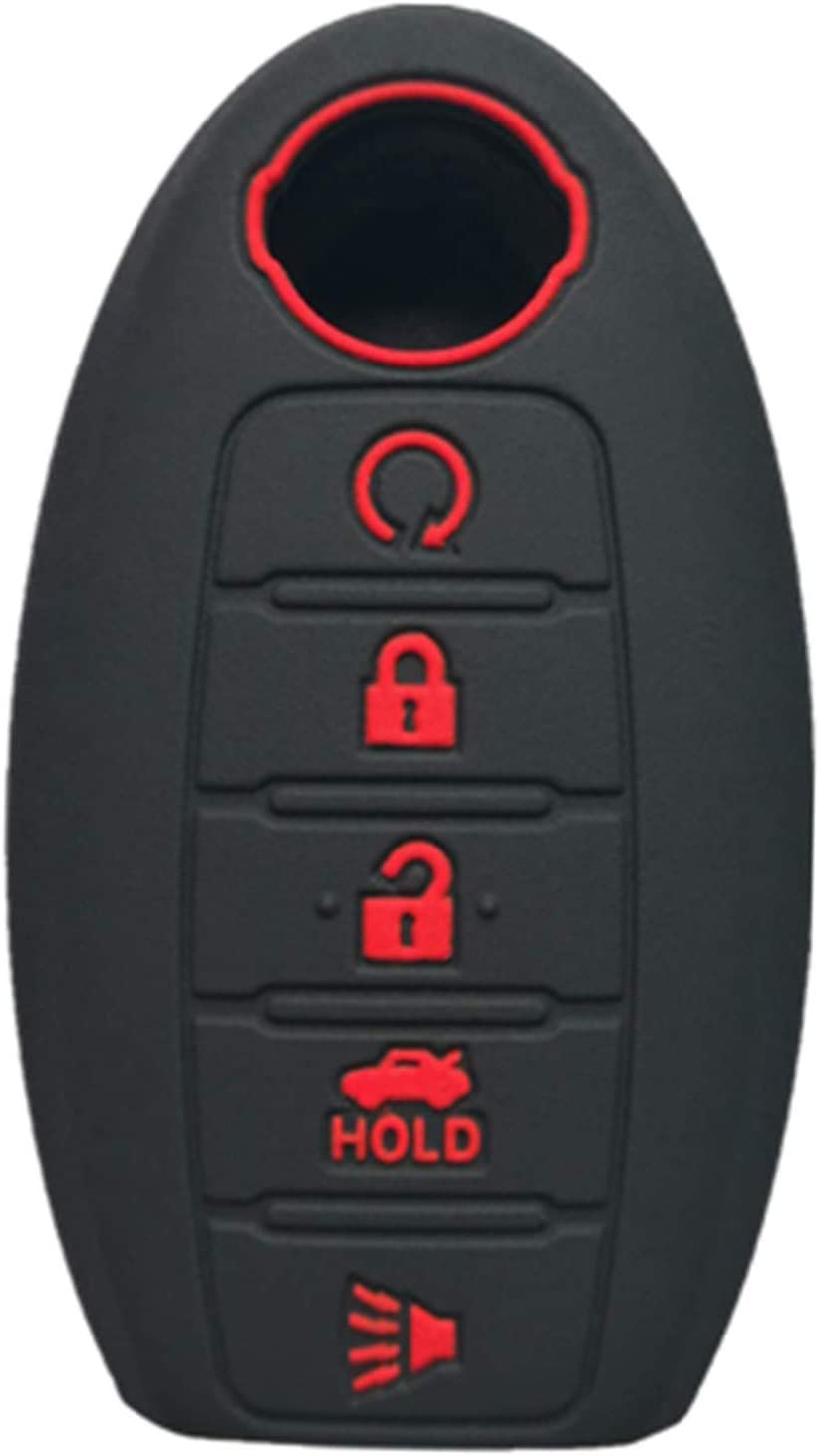 SILICONE PROTECTIVE KEY FOB COVER FITS NISSAN NSSNF53