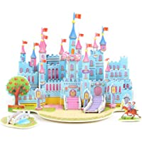 Youcoco 3D Paper Board Puzzle Early Learning Construction Assemble Toy Children Gift
