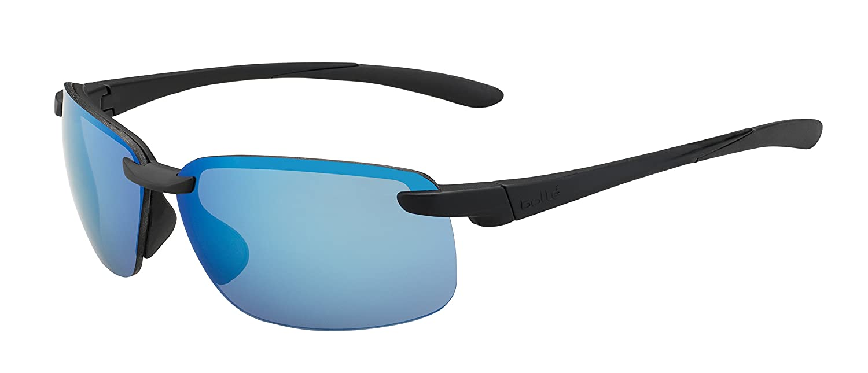 Bollé Erwachsene Flyair Sonnenbrille, Matte Tortoise, Medium
