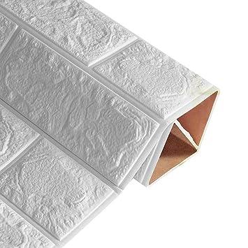 Sjled 3d Wandpaneele Steinoptik Selbstklebend Wandaufkleber 10pcs