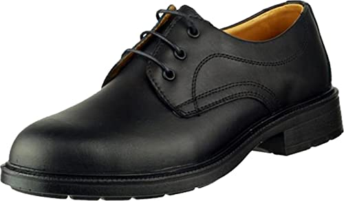 7db0228d473 Amblers New Steel FS45 Mens Safety Shoes Gents Leather Boots Lace-Up ...