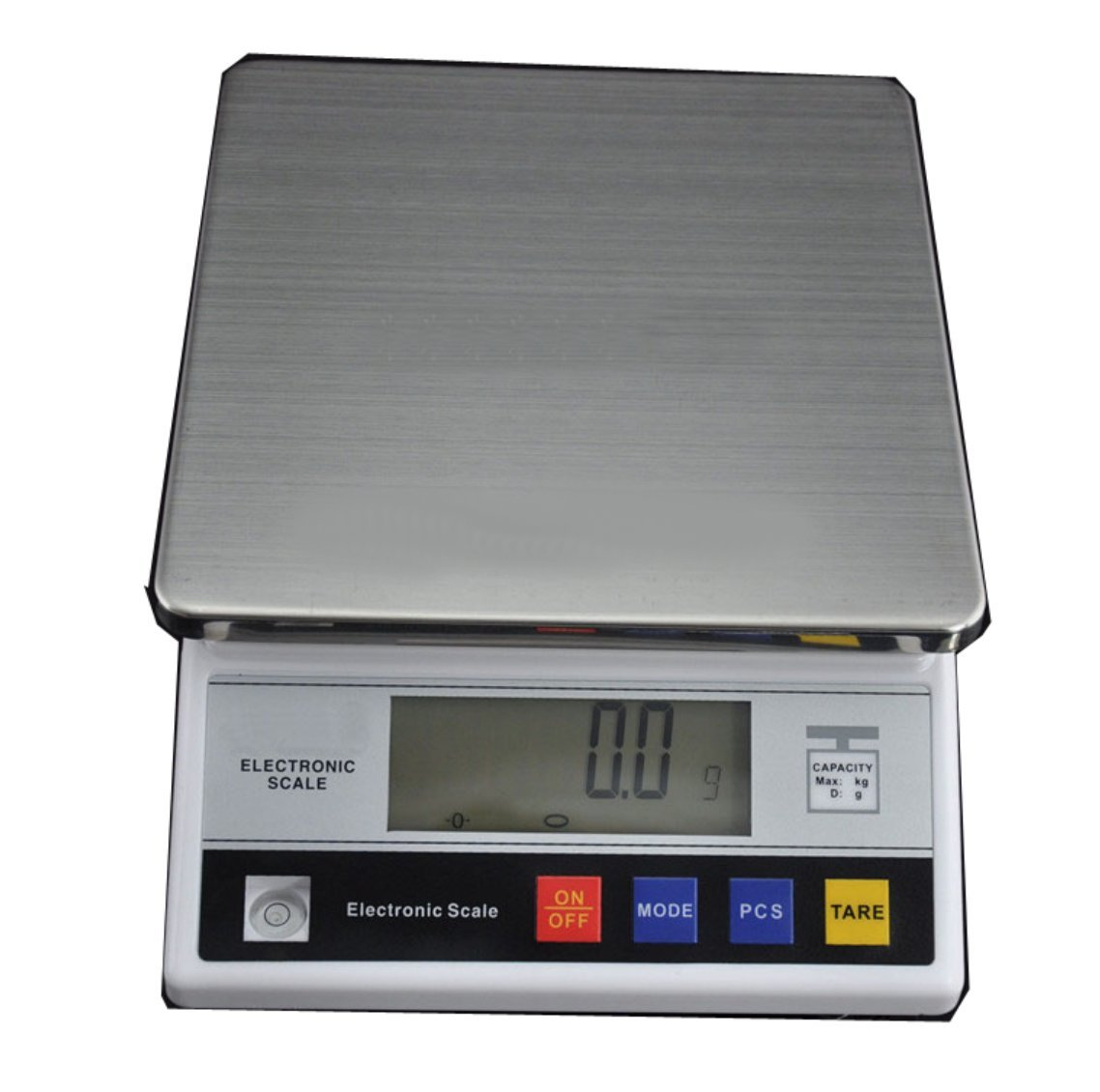 Precision Digital Scale (Certified to NIST Traceable Standard) 3kg x 0.1g Electronic Table Top Scale Balance with Counting Function, Laboratory Scale