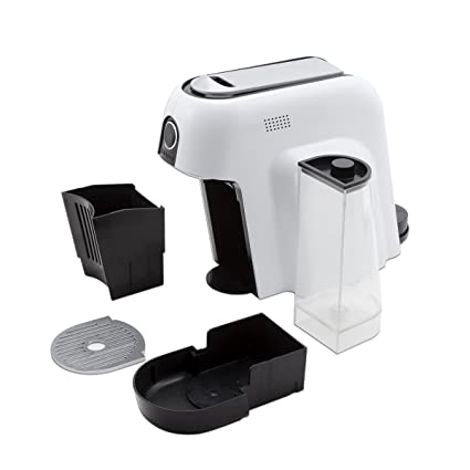 Bialetti Smart - Máquina para Café Espresso con cápsulas One Size Bianco: Amazon.es: Hogar