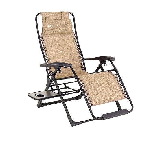 LASTARTS Sillones reclinables portátiles de sillón de ...