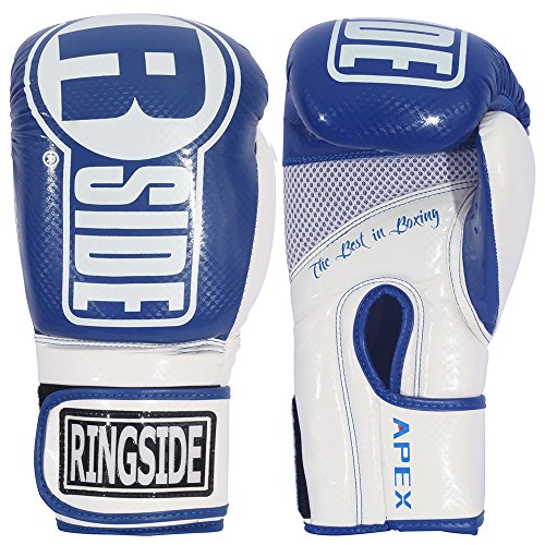 Ringside Apex Bag Gloves, Black/Red, Large/X-Large