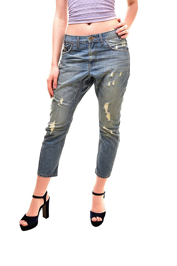 One Teaspoon Womens Authentic Saints Jeans Blue Cult Size 25